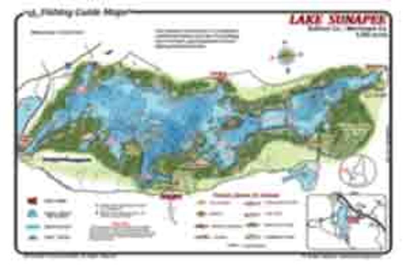 Lake Sunapee - Entire Lake