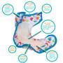 12 Diaper Snap Great Start Set