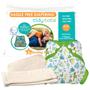 2 Diaper Snap Trial Set