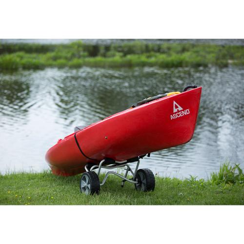 Attwood Collapsible Kayak & Canoe Carrying Cart [11930-4]