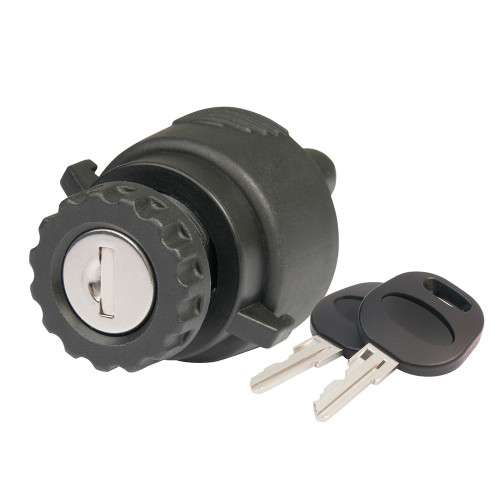 BEP 3-Position Ignition Switch - OFF\/Ignition-Accessory\/Start [1001607]
