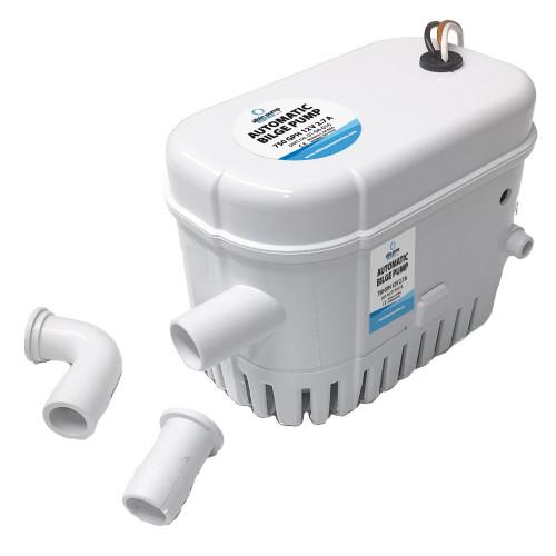 Albin Pump Automatic Bilge Pump 750 GPH - 24V [01-04-017]