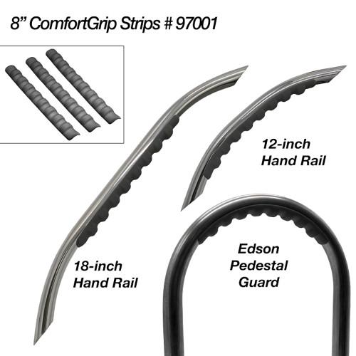"Edson ComfortGrip 8""- 3-Pack [97001]"