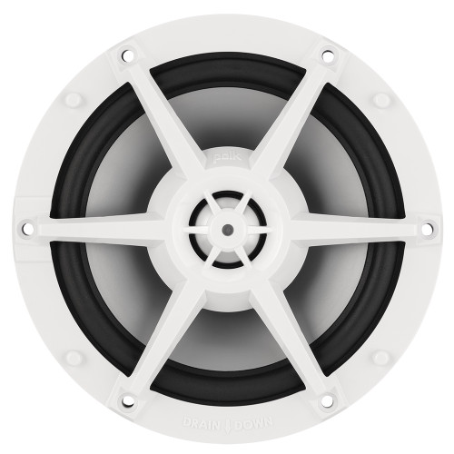 "Polk 10"" Subwoofer Ultramarine - White [UMS108WR]"