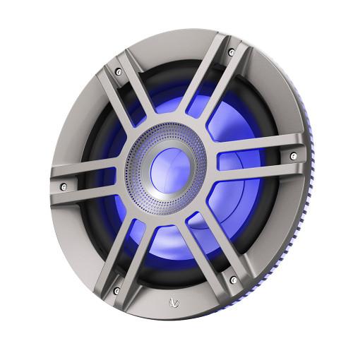 """Infinity 10"""" Marine RGB Kappa Series Speakers - Titanium\/Gunmetal [KAPPA1050M]"""