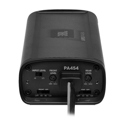JBL APEX PA454 4 Channel Amplifier 45W x 4 [APEX PA454]