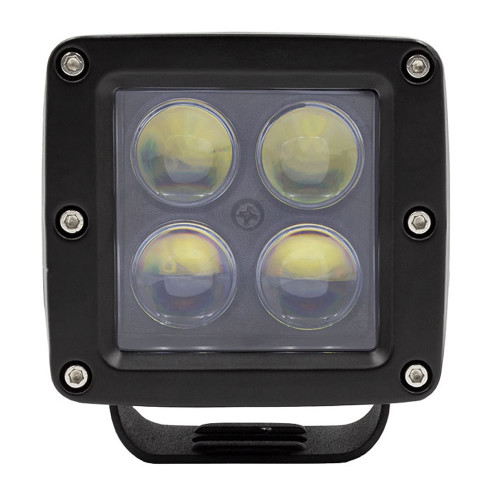 """HEISE 3"""" 4 LED Cube Light [HE-ICL2]"""