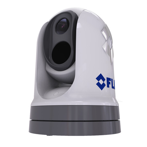 FLIR M364C LR Stabilized Thermal\/Visible Long Range IP Camera [E70520]