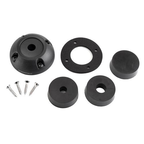 "Scanstrut Black Medium Deck Seal Connector 1.18"" Cable - .35""-.55"" [DS30-P-BLK]"