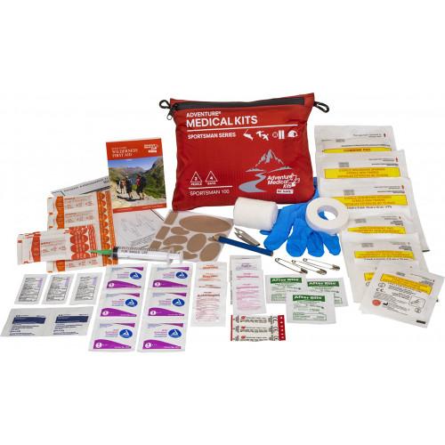 Adventure Medical Sportsman 100 First Aid Kit [0105-0100]