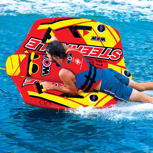 WOW Watersports Steerable Towable - 2 Person [19-1090]