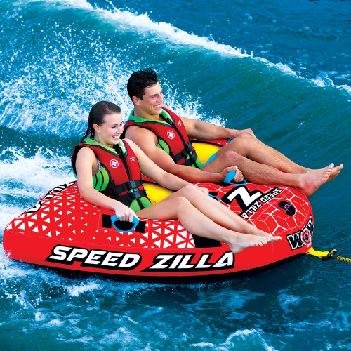 WOW Watersports Speedzilla Towable - 2 Person [20-1000]