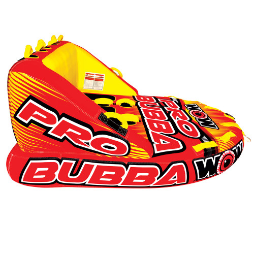 WOW Watersports Super Bubba Pro Series Towable - 3 Person [20-1080]