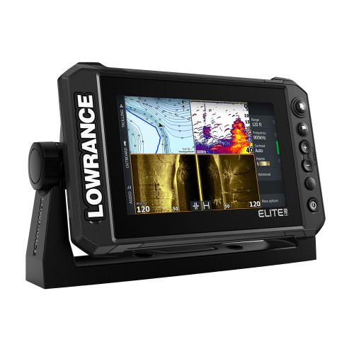 Lowrance Elite FS 7 Chartplotter\/Fishfinder w\/Active Imaging 3-in-1 Transom Mount Transducer [000-15688-001]