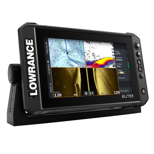 Lowrance Elite FS 9 Chartplotter\/Fishfinder w\/Active Imaging 3-in-1 Transom Mount Transducer [000-15692-001]