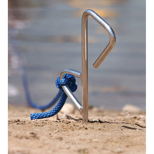 Panther Shore Spike - Stainless Steel [55-9600]