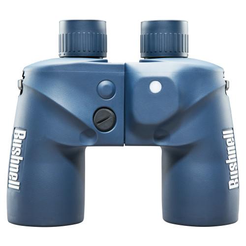 Bushnell Marine 7 x 50 Waterproof\/Fogproof Binoculars w\/Illuminated Compass [137500]