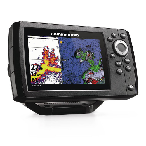 Humminbird HELIX 5 CHIRP\/GPS Combo G3 [411660-1]