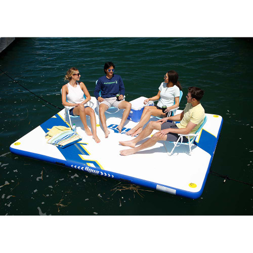 Aqua Leisure 10 x 8 Inflatable Deck - Drop Stitch [APR20924]