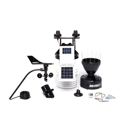 Davis 6328 Wireless Integrated Sensor Suite Plus w\/Fan Aspirated Radiation Shield [6328]