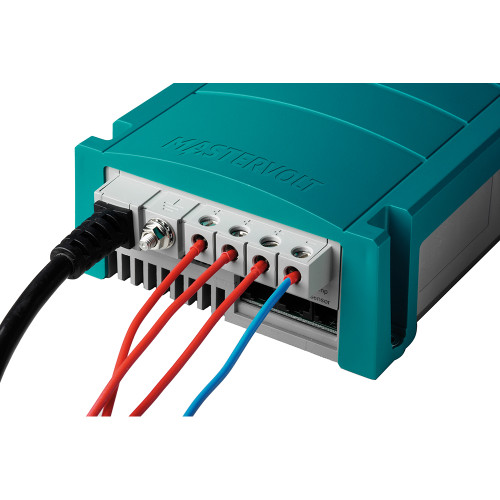 Mastervolt ChargeMaster 25 Amp Battery Charger - 3 Bank, 12V [44010250]