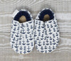 Ahoy Anchor Bison Booties 18-24 months