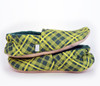Pioneer Plaid Bison Booties Slippers