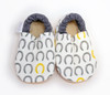 Lucky Horseshoe Bison Booties 0-6 months