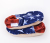 Americana Bison Booties 18-24 months
