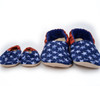 Americana Bison Booties Child Slippers