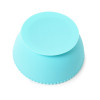 Turquoise + Cobalt 2 Pack Silicone Suction Bowls Chewbeads CB Eat