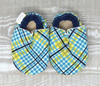 Henry Bison Booties 6-12 months