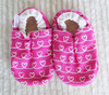 Loveable Bison Booties 0-6 months