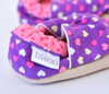 Lilac Love Bison Booties 12-18 months