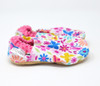 Flower + Flutter Bison Booties 18-24 months