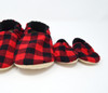Redwood Bison Booties Child Slippers