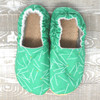 Bobby Pin Bison Booties Child Slippers