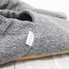 Teton Flannel Bison Booties Slippers