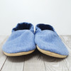 Flurry Flannel Bison Booties Slippers