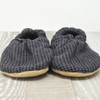 Fossil Flannel Bison Booties 0-6 months