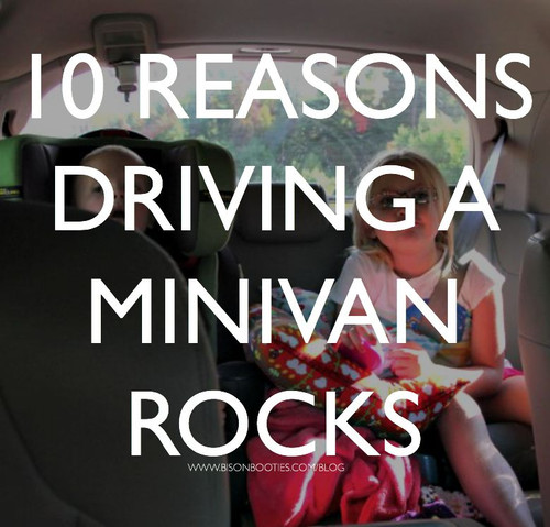 ​10 Reasons Driving a Minivan Rocks