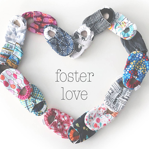 #FosterLove For Babies In Foster Care