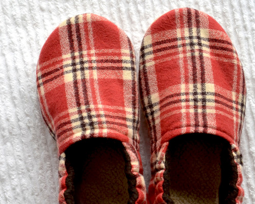 Fargo Bison Booties Slippers