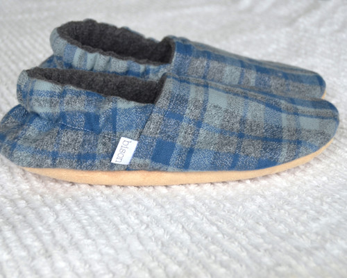 Frost Bison Booties Child Slippers