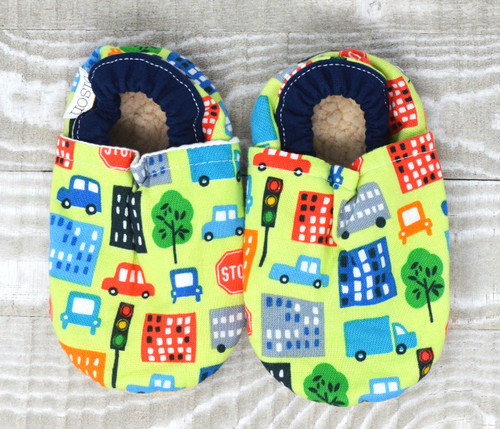 City Bison Booties 12-18 months