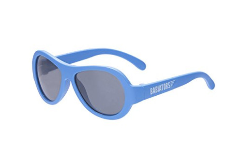 True Blue Aviator Babiators Sunglasses
