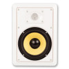 """HD-650 Flush Mount In Wall Speakers with 6.5"""" Woofers 2 Pair"""