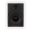 """Theater Solutions TS80W Bluetooth 2-Way 8"""" In Wall Powered 4 Speaker Set Flush Mount"""