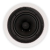 "TS65C Flush Mount In Ceiling Speakers with 6.5"" Woofers Home Theater Pair"