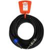 TSSP50 Male Speakon to TRS 50 Foot Speaker Cable 12 Gauge